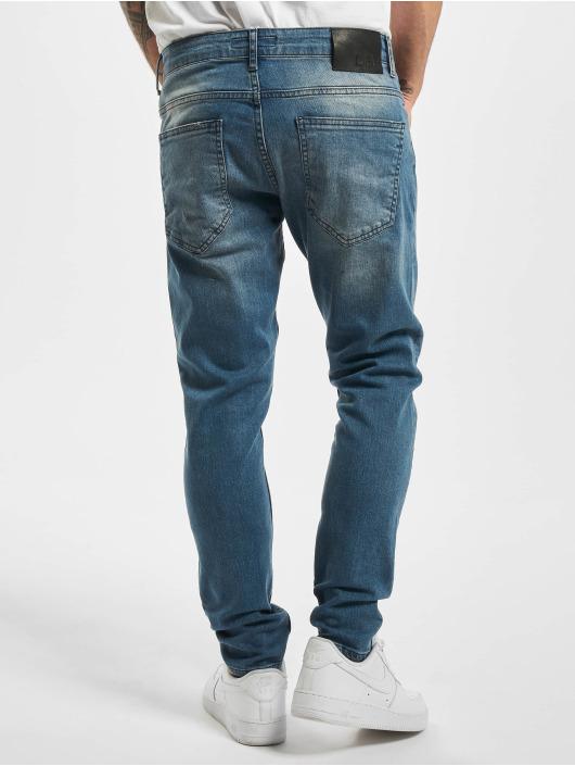 DEF Straight Fit Jeans Jimmy blå