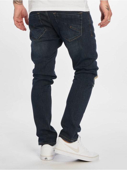 def herren straight fit jeans faith in blau 597374. Black Bedroom Furniture Sets. Home Design Ideas