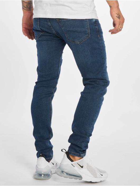 DEF Straight Fit Jeans Duon blau