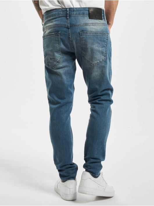 DEF Straight Fit Jeans Jimmy blau