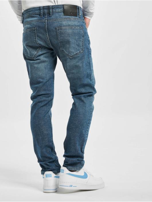 DEF Straight Fit Jeans Silvio blau