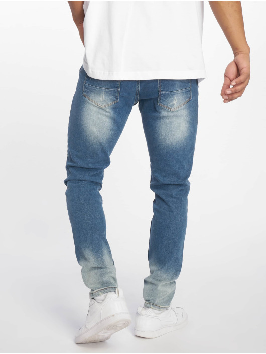 DEF Straight fit jeans Jeremy blauw