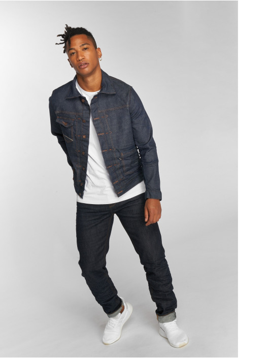 DEF Straight Fit Jeans James blue