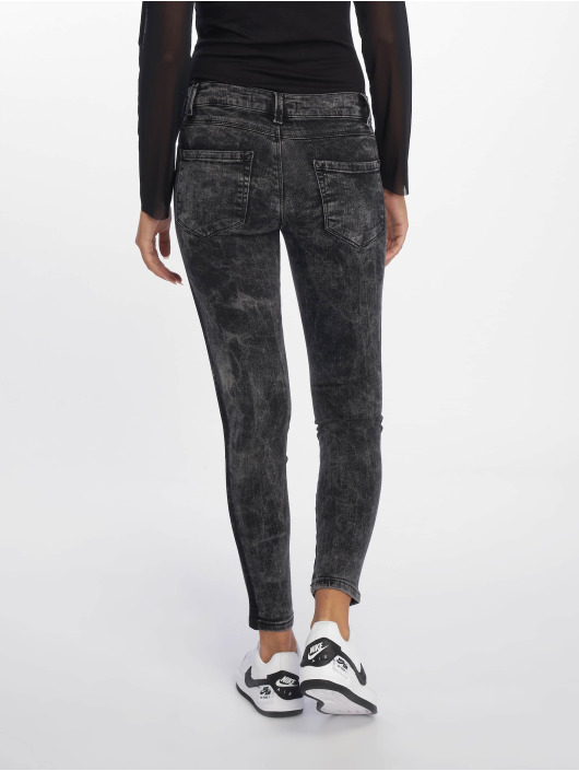 DEF Straight Fit Jeans Reckless grå