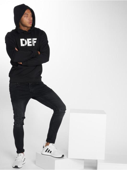 DEF Sudadera Till Death negro