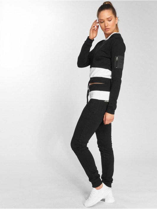 DEF Suits Fanda black