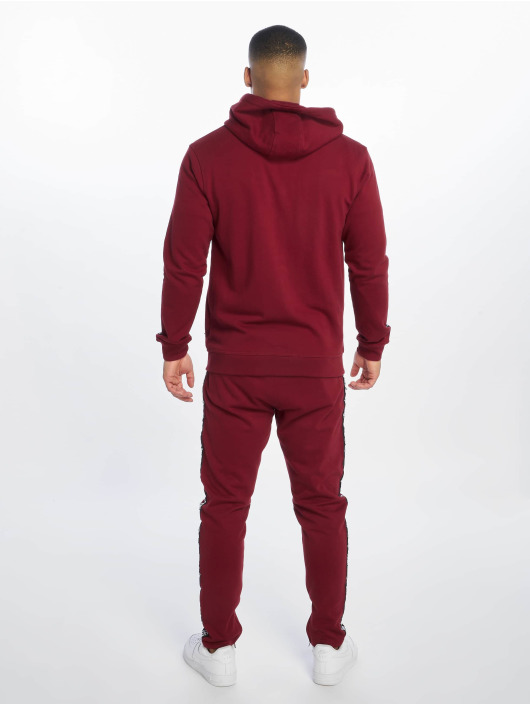 DEF Suits Soil red