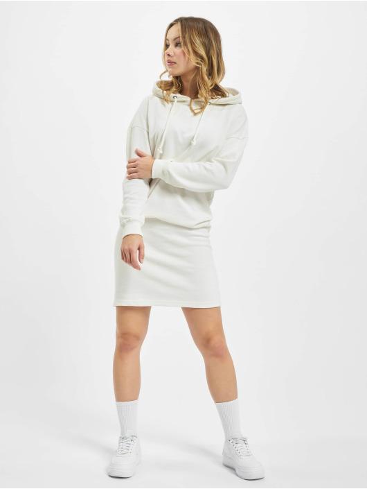 DEF Sukienki Sustainable Organic Cotton bialy