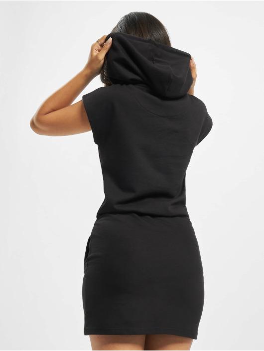 DEF Sukienki Alina czarny