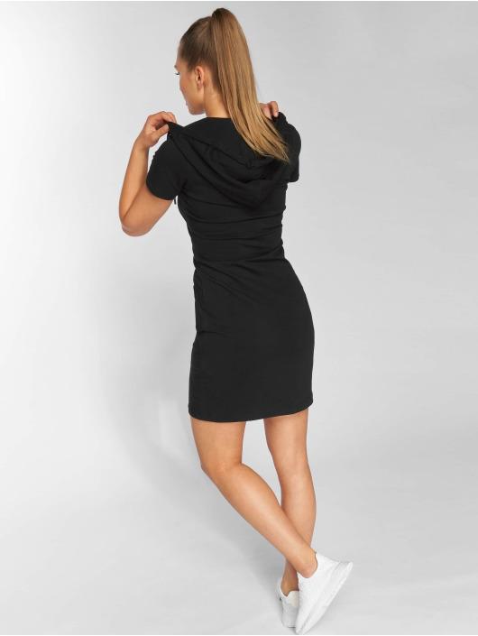DEF Sukienki Ätna czarny