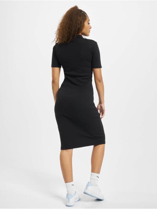 DEF Sukienki Carla czarny