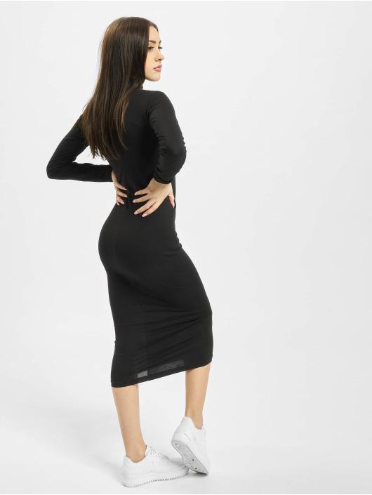 DEF Sukienki Selma czarny