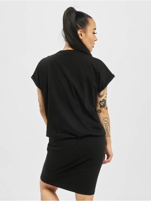 DEF Sukienki Dress czarny