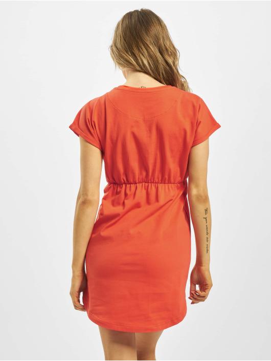 DEF Sukienki Hilla czerwony