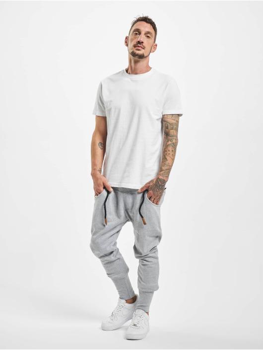 DEF Sweat Pant Thick Drawstring gray