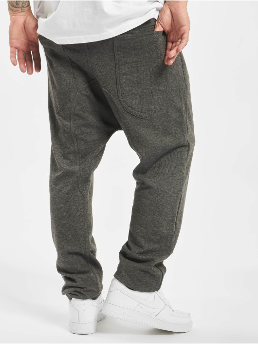 DEF Sweat Pant Anti Fit grey