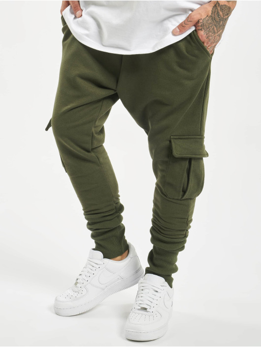 DEF Sweat Pant Chico olive