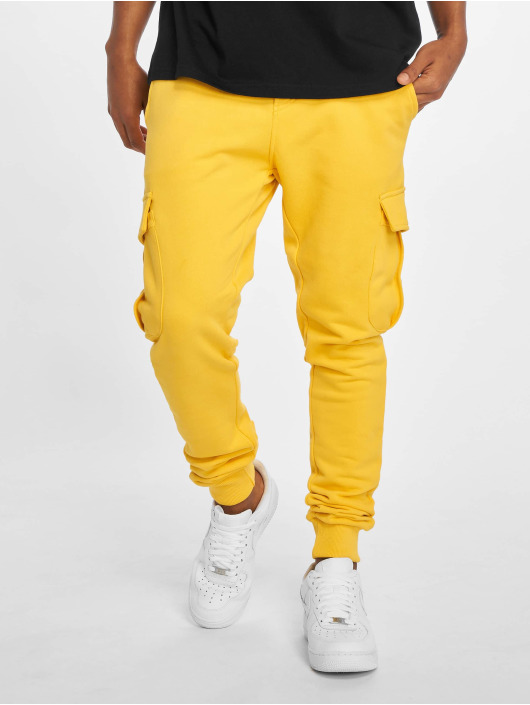 DEF Sweat Pant Gringo yellow