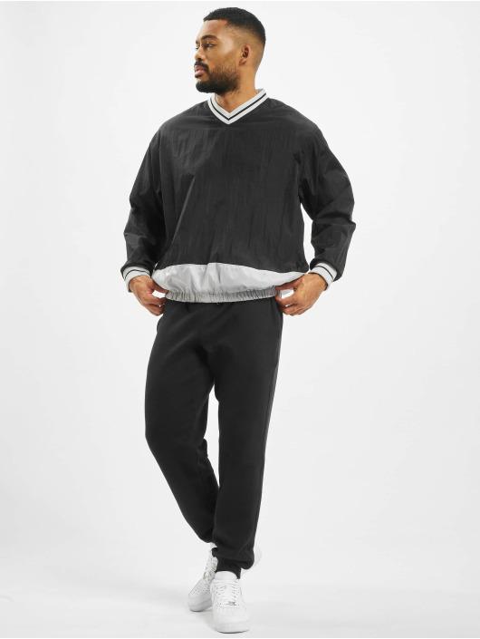 DEF Swetry Huddle czarny