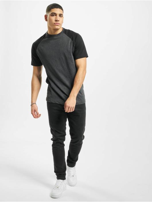DEF T-paidat Roy harmaa