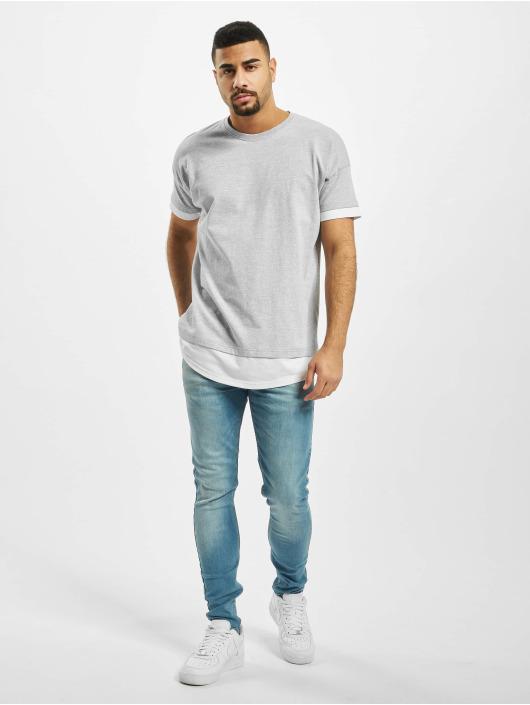 DEF T-paidat Tyle harmaa