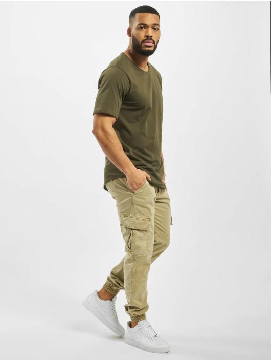DEF T-paidat Lenny oliivi