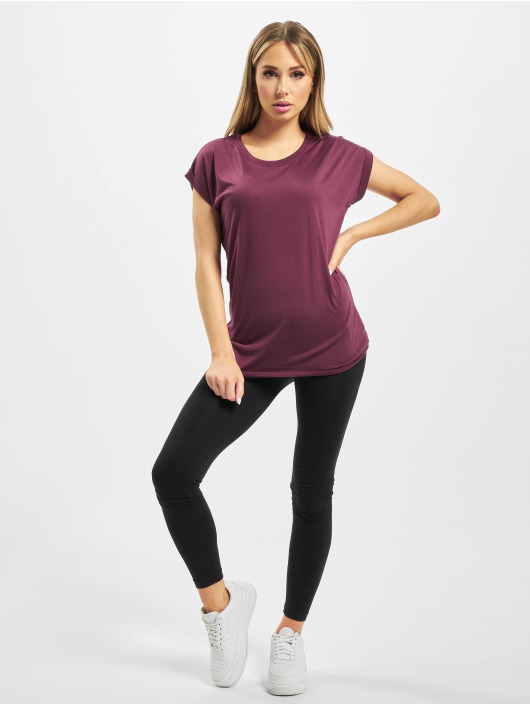 DEF T-paidat Giorgia punainen