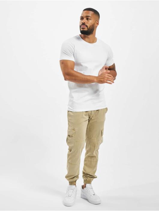 DEF T-paidat Weary valkoinen