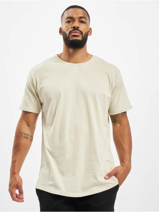 DEF T-shirt Dedication beige