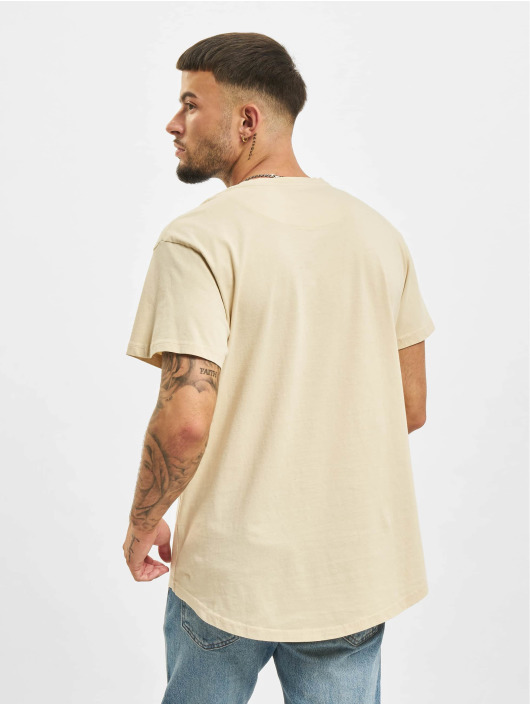 DEF T-Shirt Lenny beige