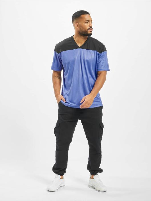 DEF T-shirt Pitcher blå