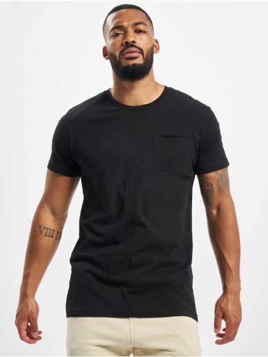 DEF T-Shirt Europa black