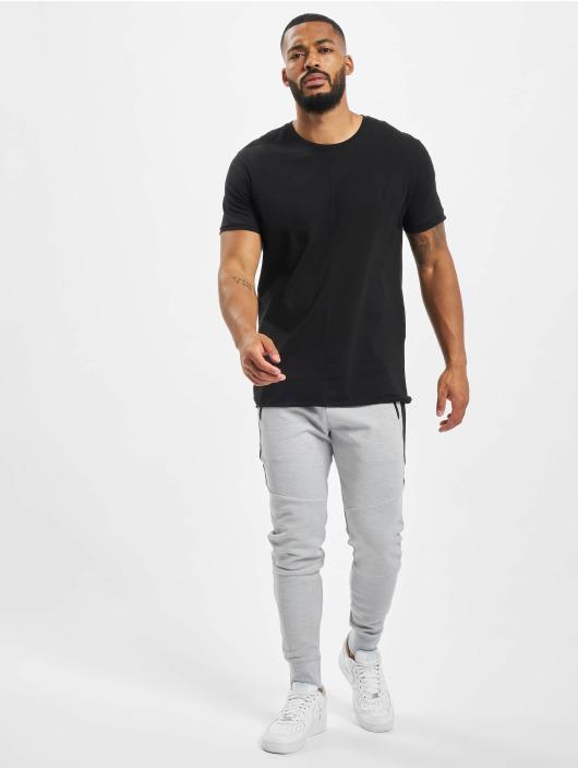 DEF T-Shirt Titan black