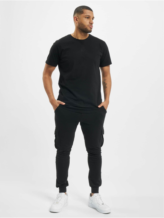 DEF T-Shirt Sustainable Organic Cotton black