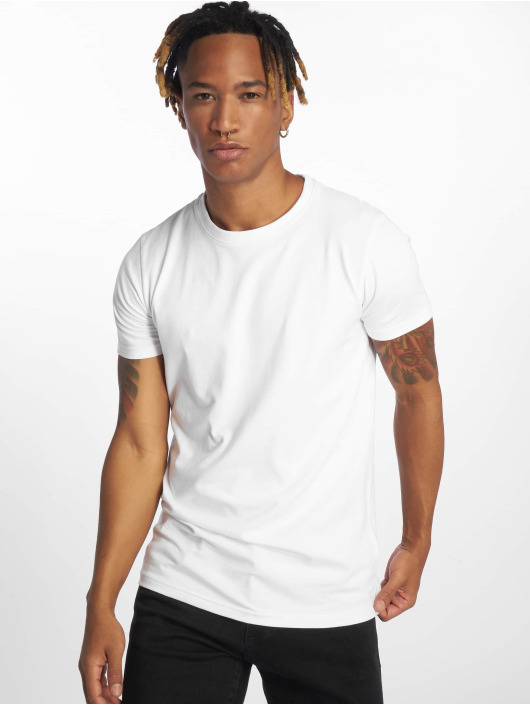 DEF T-Shirt Weary 3er Pack blanc