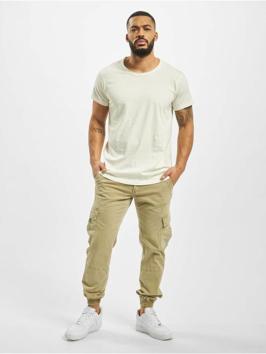 DEF T-Shirt Edwin blanc