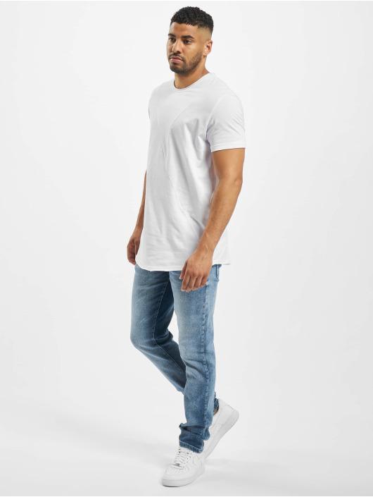 DEF T-Shirt Lapetus blanc