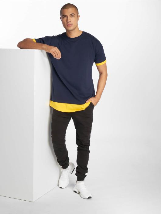 DEF T-Shirt Tyle blau