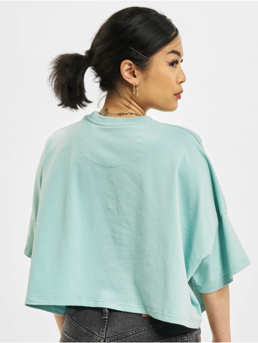DEF T-Shirt Love blau