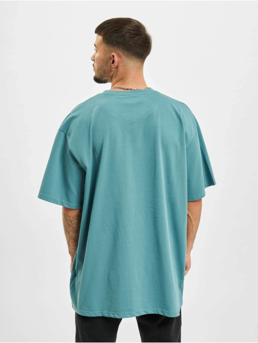 DEF T-Shirt Heavy Jersey blau