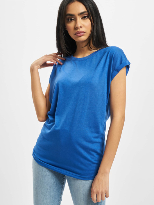 DEF T-Shirt Giorgia blue