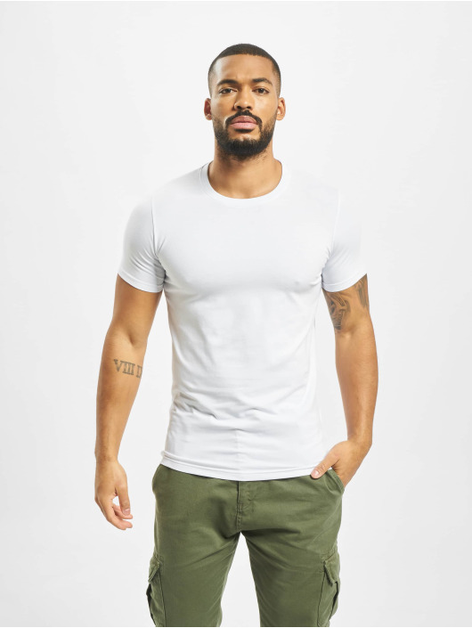 DEF T-Shirt Weary 3er Pack colored