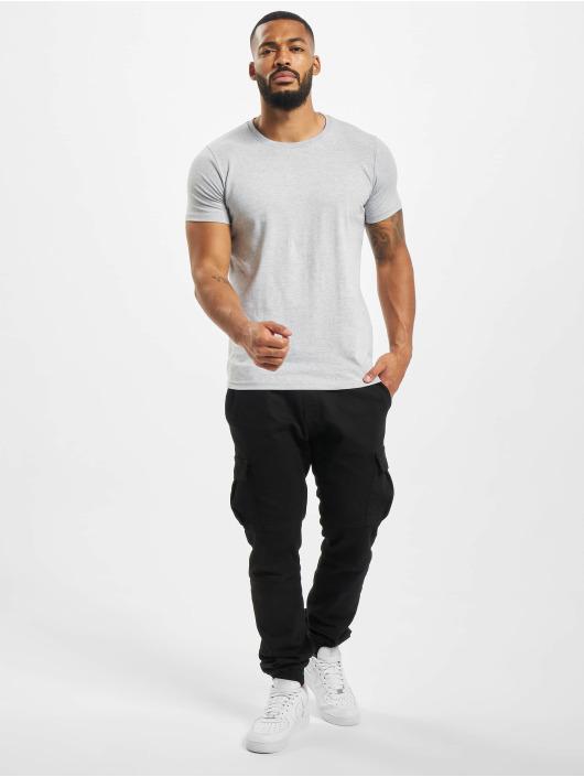 DEF T-shirt Weary grå