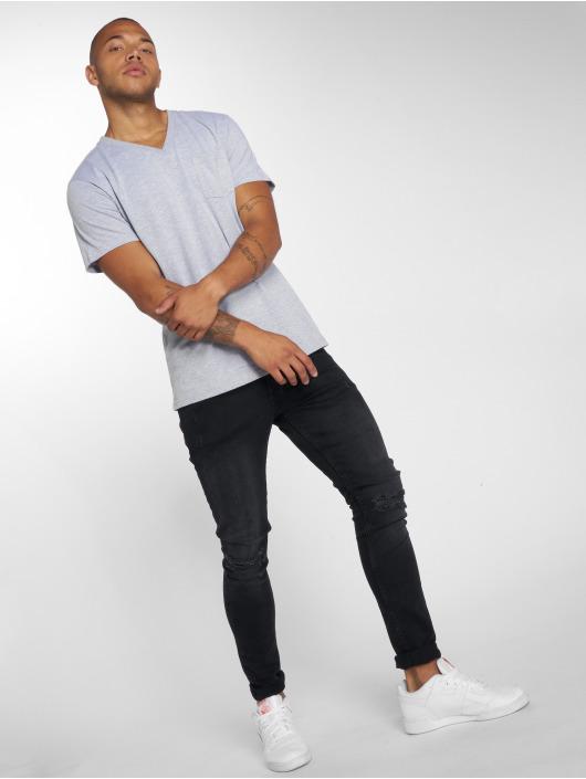 DEF T-Shirt Verdon grau
