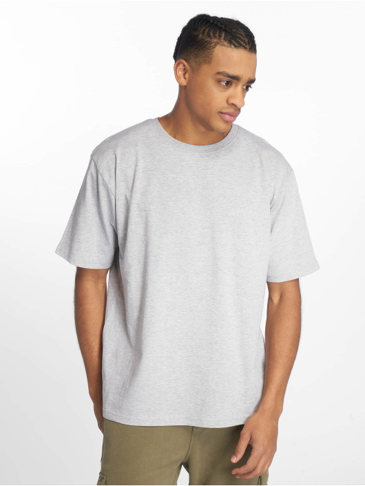 DEF T-Shirt Molie grau