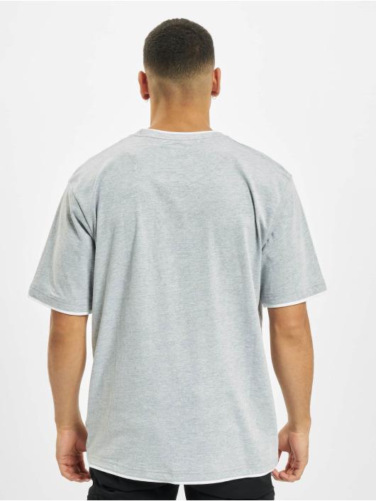 DEF T-Shirt Basic grau