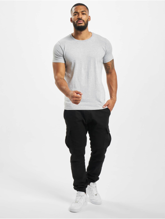 DEF T-Shirt Weary grau