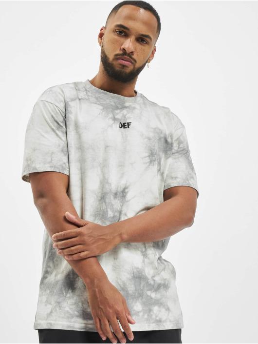 DEF T-Shirt Tie Dye Capsule gray