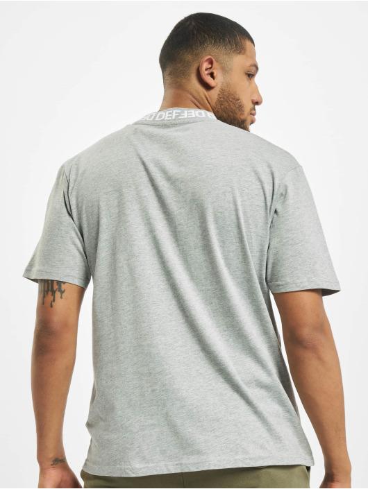 DEF T-Shirt Nick gray