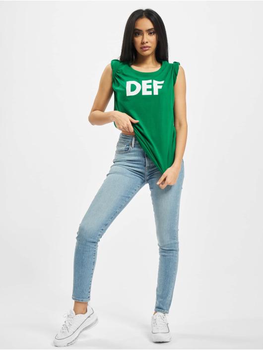 DEF T-Shirt Sizza green